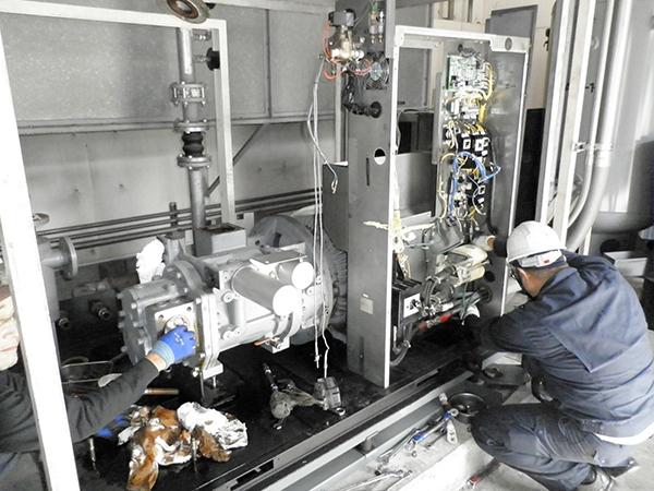 産業用設備機器